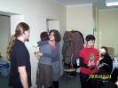 Wigilia w centrum wolontariatu