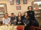 Odwiedziny wolontariuszy z Samostrzela