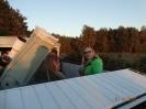 Wycieczka do obserwatorium w Niedźwiadach